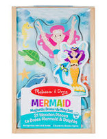 BNP M & D Magnetic Mermaid Dress Up