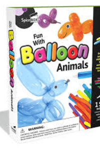 BNP Ballon Animals Spicebox