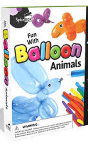BNP Ballon Animals Spicebox