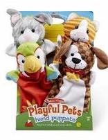 BNP M & D Playful Pets Hand Puppet