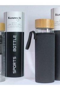 Y2G Tea Bottle 320ml W/diffuser & Carry Pouc