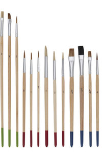 Paint Brush set 15pc