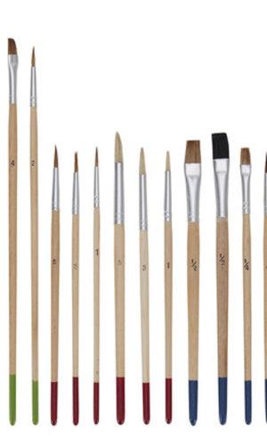 Paint Brush set 15pc
