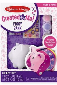 M & D Piggy Bank Created By Me