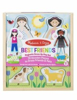 M & D Best Friends Magnetic Dressup