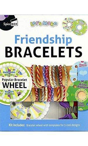 Friendship Bracelets Spicebox