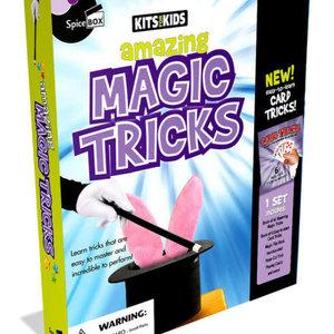 Amazing Magic Tricks Spicebox