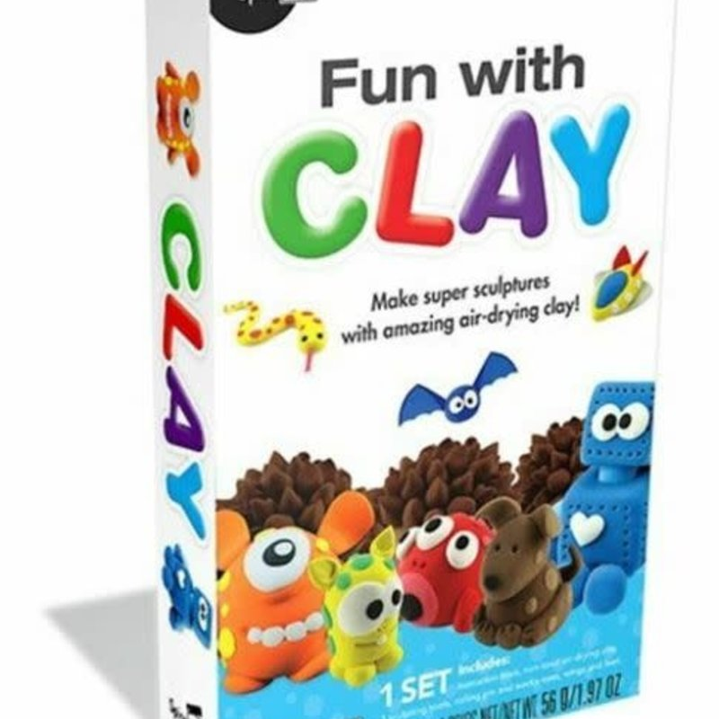 Fun With Clay Spicebox