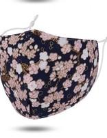 Mask It Cherry Blossom NAVY