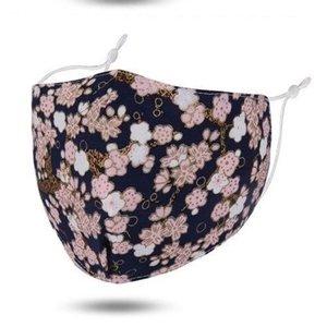 MaskIt Cherry Blossom NAVY
