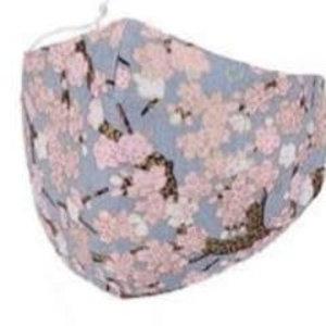 MaskIt Cherry Blossom Blue