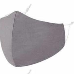 MaskIt Original Plain-Gray