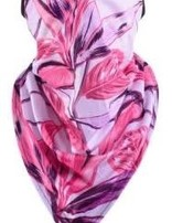 Mask It Scarf Tropical- PINK