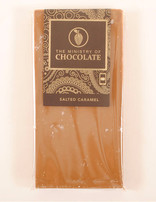 milk Choc Salted Caramel 100g Bar