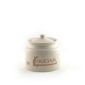 BPA Canister Sugar Almond
