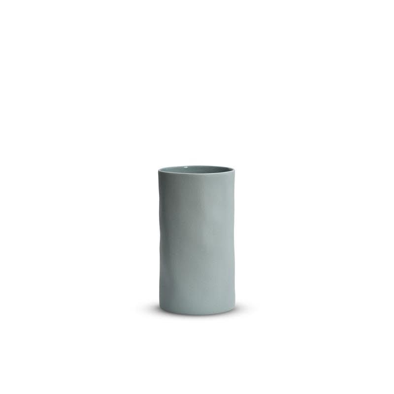 Cloud Vase Dove Medium