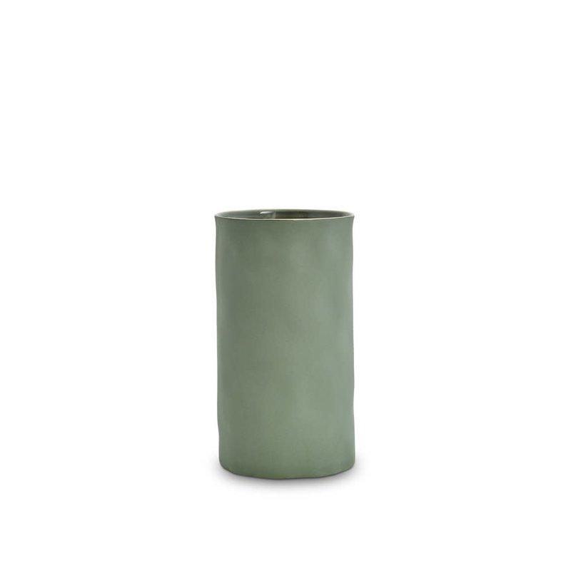 Cloud Vase Moss Medium