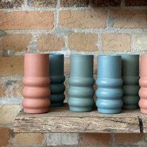 Cloud Haus Vase Terracotta Small