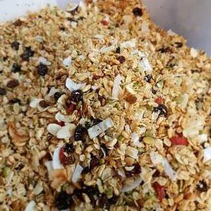 BC Homemade Granola 500g Bethany Claire