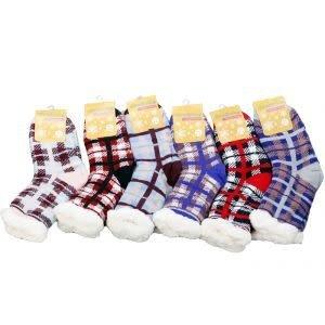 Home Slipper Sock (L) (random Selection)