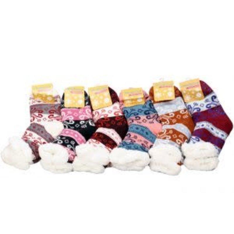 Home Slipper Sock (K) (random Selection)