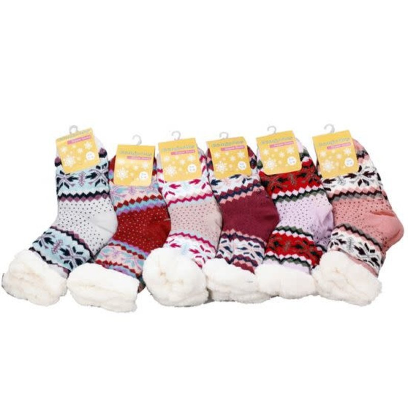 Home Slipper Sock (I) (random Selection)