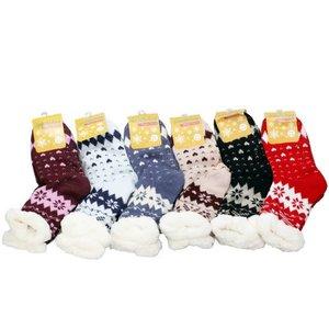 Home Slipper Sock (H) (random Selection)