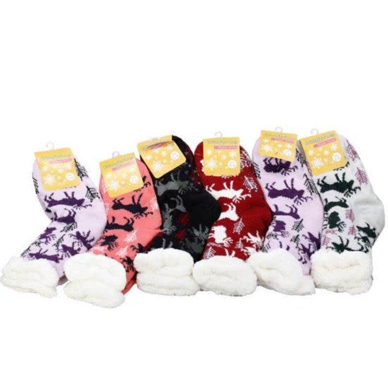 Home Slipper Sock (F) (random Selection)