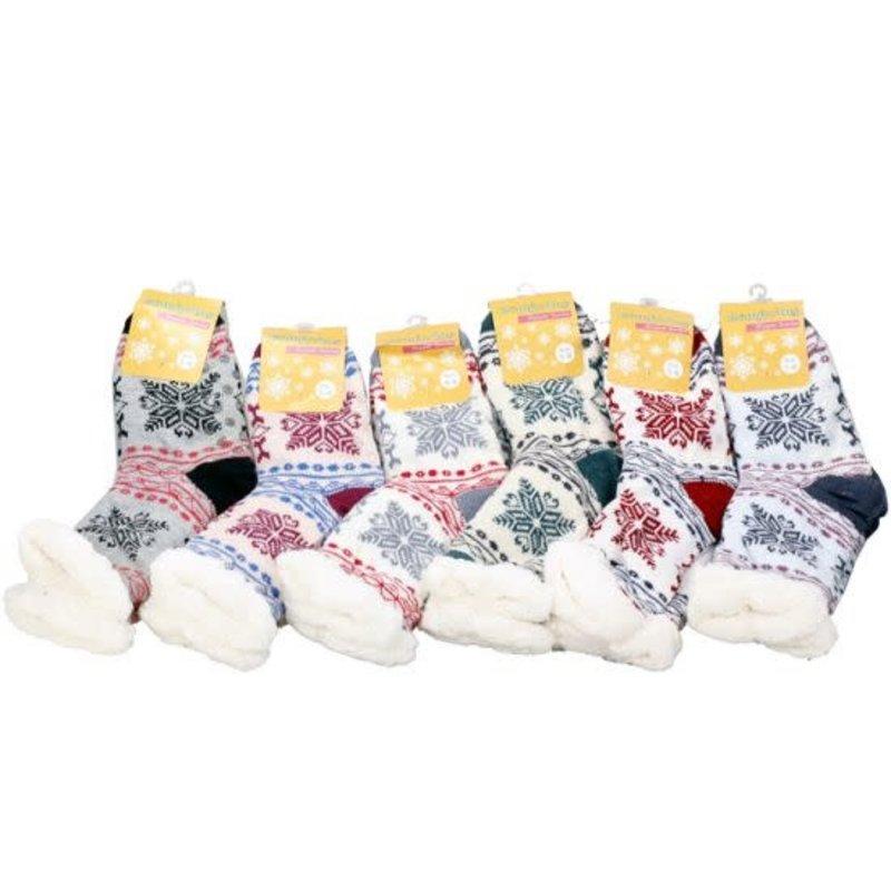 Home Slipper Sock (D) (random Selection)