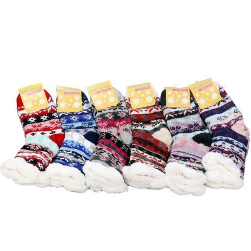Home Slipper Sock (A) (random Selection)