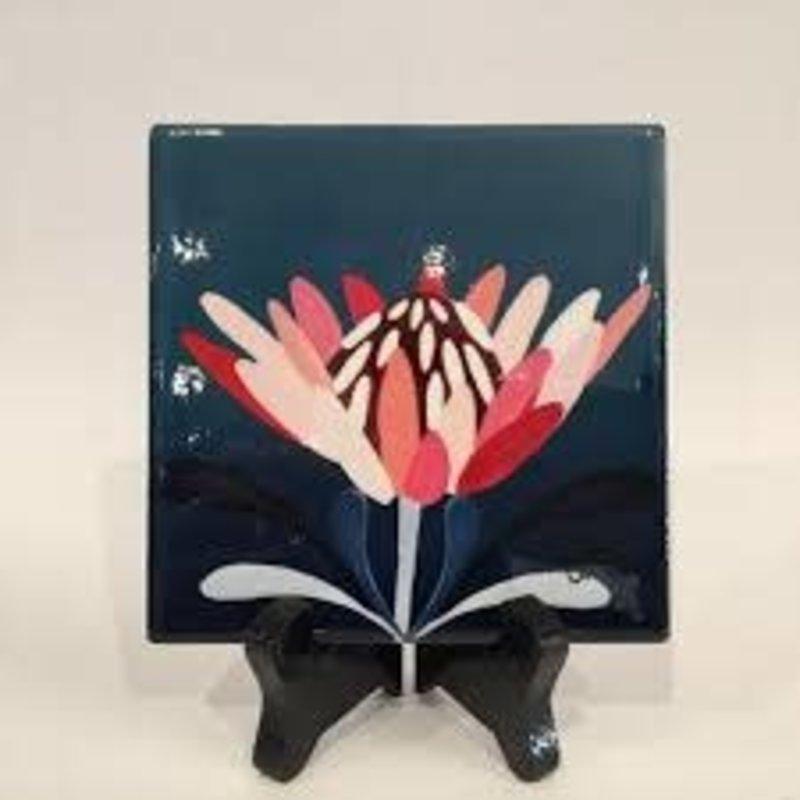 Ceramic Coaster Protea