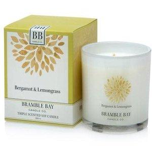 SI 250g Bergamot & Lemongrass Candle