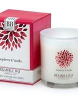 SI 250g Raspberry Vanilla Candle