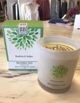 SI 250g Bamboo and Amber Candle