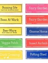 Garden Signs Mixed (random Selection)