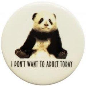 Panda Coaster 10cm