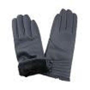 PU Gloves one size DARK GREY LTM 02DARK GERY