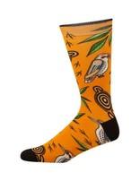 Native Kookaburra Sock R7-11