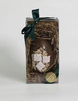 Brunetti Milk Choc Rockyroad Egg In Gift Box 120g