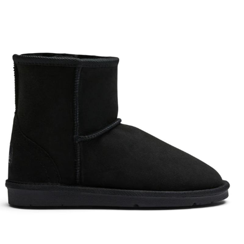 Ugg Boot Ultra Short Black
