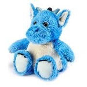 Warmies Blue Dragon