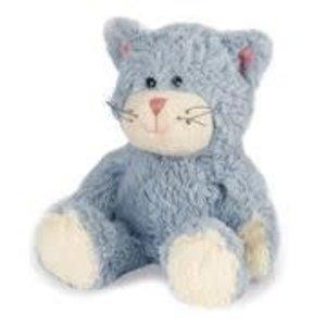 Cozy Blue Cat Heat Plush Warmies