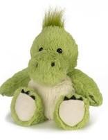 Warmies Dino the Green Dinosaur