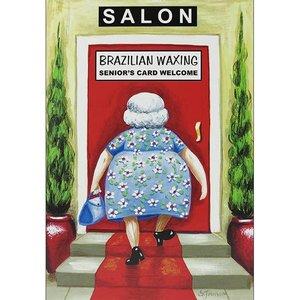 SJ Salon Visit Card