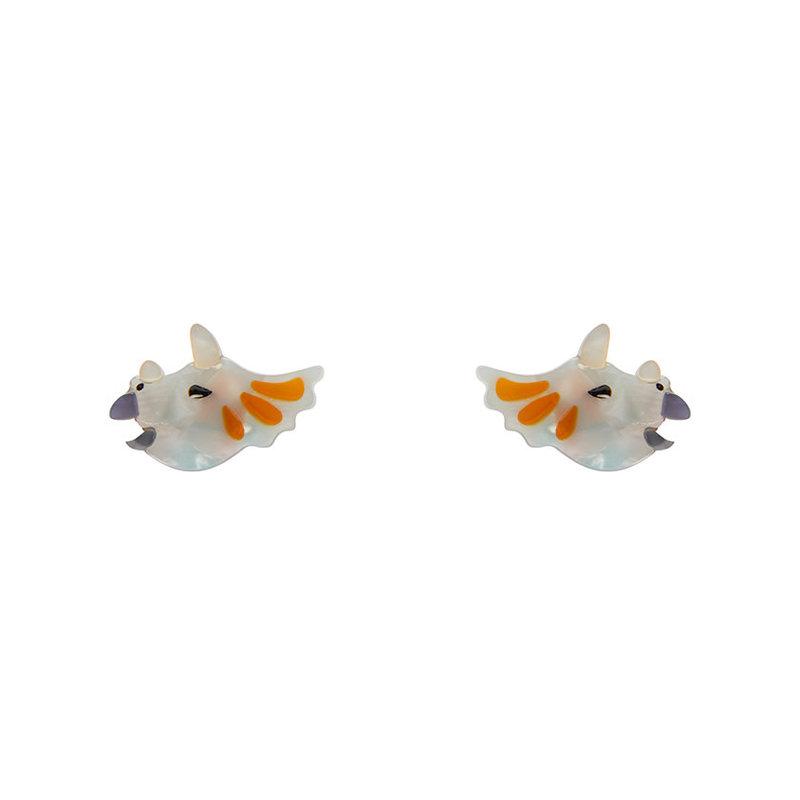 Tricera-Pop Earrings