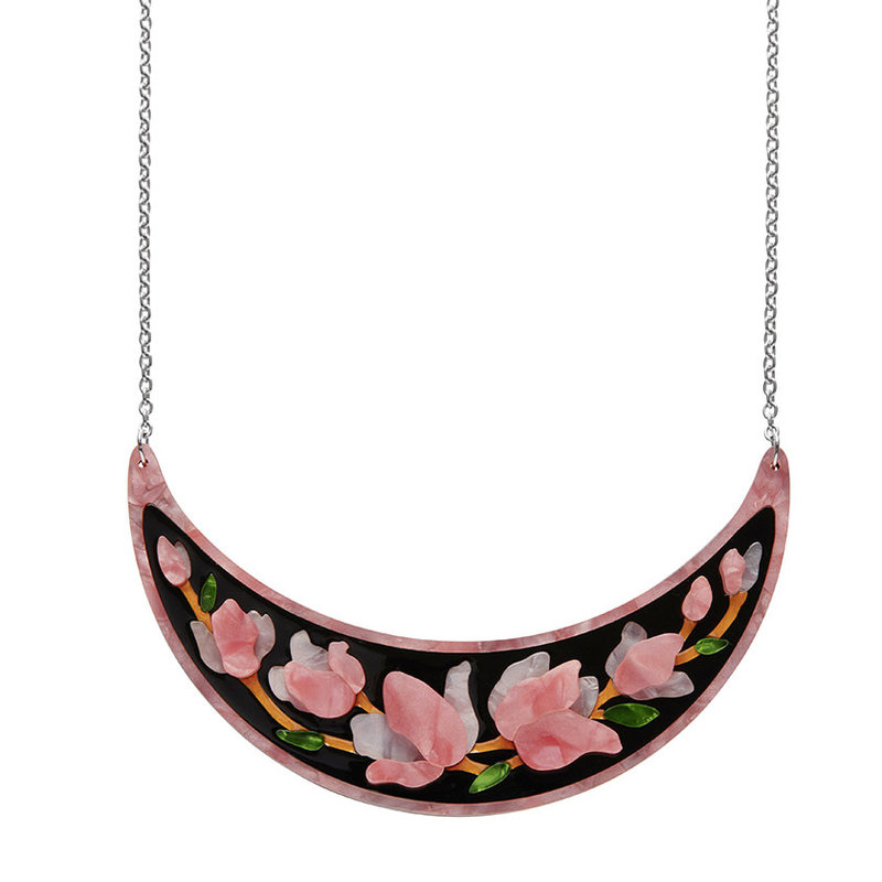 Steel Magnolias Necklace