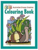 Colouring Book Aust Creepy Crawlies