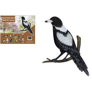 Australian Bird Wall Art Magpie
