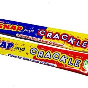 Swizzles Snap and crackle