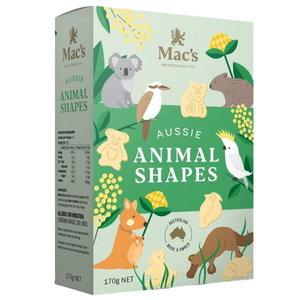 Macs Aussie Animal Shape Biscuits 170g
